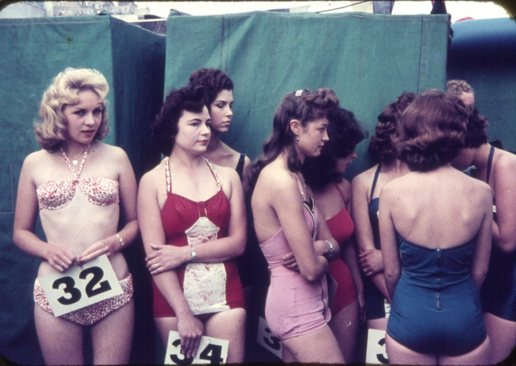Miss Margate contestants 1960