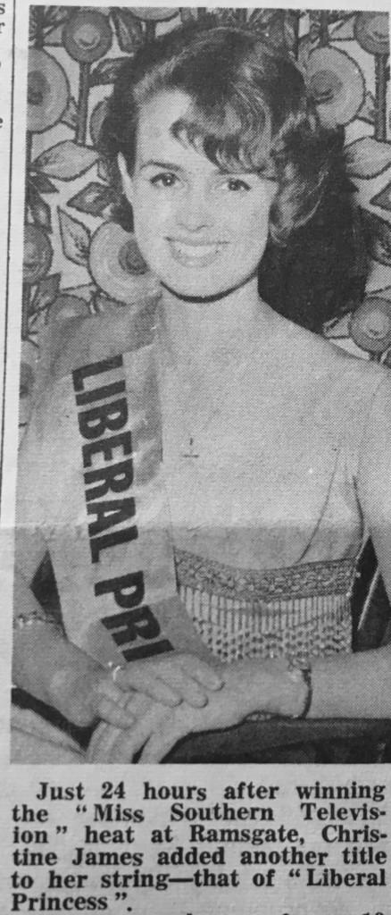 Miss LIberal Margate